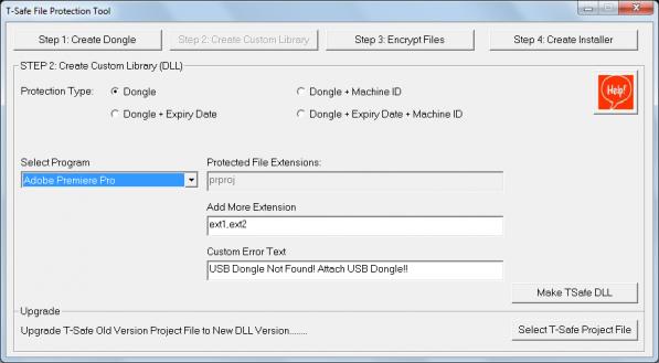 Select Adobe Premiere Pro