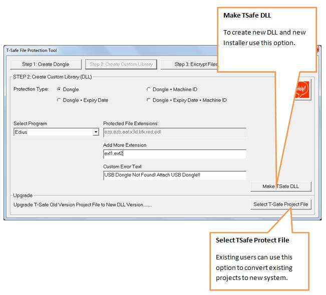 create the dll folder