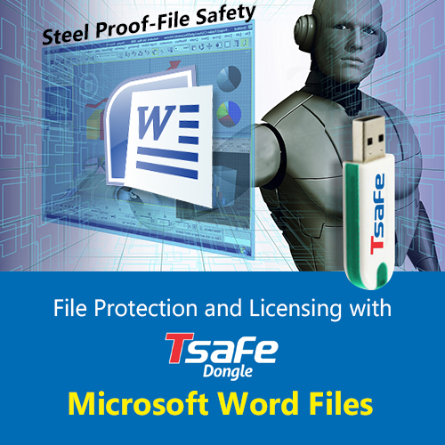 T-Safe Logo for word files