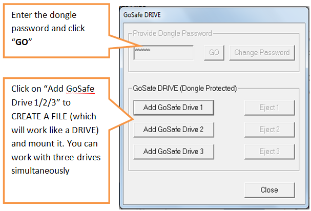 add hidden drives